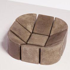 waxed concrete bowl, Philippe Malouin