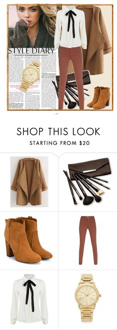 """""""Bez naslova #6"""" by gabrijelapa ❤ liked on Polyvore featuring WithChic, Borghese, Laurence Dacade, Paul Smith, Michael Kors, women's clothing, women, female, woman and misses"""