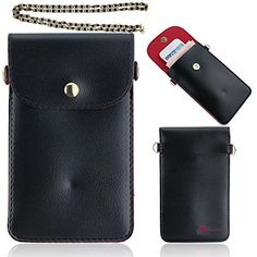 Ancerson New Lady Girl Women Stylish Luxury Leisure Travel Metal Buckle Ultra Slim PU Leather Protective Bag Package Case with Pearls Metal Shoulder String Strap Strip Lanyard for iPod Touch 2 3 4 5, iPhone 3 3G 3S 4 4S 5 5C 5S 6 , Samsung Galaxy S4 I9500/ S4 Mini/ S5 I9600/ S3 I9300/ S2/ Grand 2/ Ace2/ Note 2 N7100/ Note 3 N9000/Note 4 N9100, LG Nexus 5, LG G3/G2/ G2 mini/ LG F70/ LG Optimus G Pro E980 F240 E986 F240k, Nokia Lumia 920 928 520 720 1020 , Sony Xperia Z L36h/ Z1 L39h/ Z1S/ Z2…