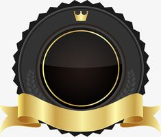 Black texture jagged edges badge, Black Texture, Golden Ribbon, Badge PNG and Vector Badge Design, Logo Design, Dessert Logo, Iphone Background Images, Ribbon Logo, Food Graphic Design, Scrapbook Background, Anniversary Logo, Bakery Logo