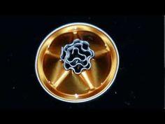 Nespresso Schmuck DIY - selbst gemachter Schmuck aus alten Nespressokapseln - YouTube