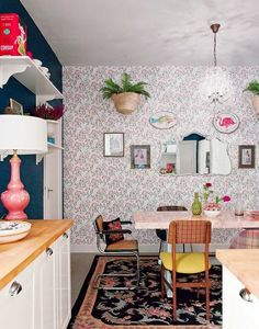 Un piso perfecto por Living Pink  · A perfect apartment by Living Pink