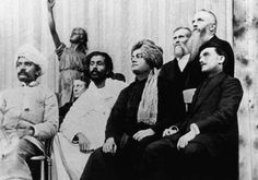 Today in 1893 Swami Vivekananda delivered his historic speech in Chicago & won many hearts & minds   Addresses at the Parliament of Religion Chicago    Addresses at the Parliament of Religions - 1   Response to Welcome  Sisters and Brothers of America  It fills my heart with joy unspeakable to rise in response to the warm and cordial welcome which you have given us. I thank you in the name of the most ancient order of monks in the world. I thank you in the name of the mother of religions and…