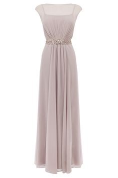 Lori Lee Maxi Dress - Expensive, but a great Repli-Kate for her Jenny Packham purple gown. (I think it's Jenny Packham)