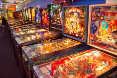 Seattle Pinball Museum Monday-Thursday 6:00pm-9:00pm Friday 2:00-10:00