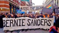 NEW YORK CITY Feeling The Bern! : https://youtu.be/F1zqYSK39bg