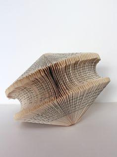 DIY   Do-It-Yourself   Paper   Crafts   Ideas   Inspiration   Homemade   Paper Mache   Recipes   Tips   Tricks   Tutorials    DIY folded book pendant