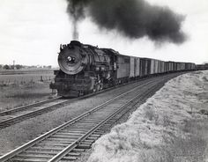 Denver and Rio Grande Railroad Photographs Train Route, Railroad History, Choo Choo Train, Railroad Photography, Old Trains, Model Train Layouts, Jazz Age, Steam Engine, Steam Locomotive