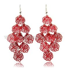 Colorful Paint Spray Copper Fashion Earring Wholesale at Cheap Price Fashion Earrings, Women's Earrings, Crochet Earrings, Wholesale Bags, Wholesale Handbags, Cheap Designer Handbags, Designer Bags, Jimmy Choo, Fashion Beauty
