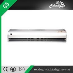 900mm Air Curtain w//Remote 3 Speed Off White Commercial Use for Shop Restaurant