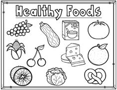 Healthy Foods/Comida Saludable coloring sheets are great for your Dual Language Classroom.  You can put them in your bilingual literacy centers, use them in small group, or use them during health or science with your bilingual pairs or bilingual partners.If you liked this activity, check out my other Dual Language Resources for Science, Math, Language Arts, Spanish Language Arts.Click on the following link for activities on Healthy and Non Healthy Foods, Comida Saludable y Comida No…