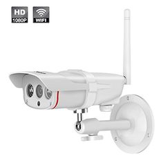 Features and necessary details! Outdoor Security Camera,VStarcam Waterproof Bullet Surveillance CCTV Camera,IR-Cut Night Vision and Motion Detection Alert Wireless Network IP Camera,Multi Users Live Video Monitor Wireless Surveillance Camera, Surveillance System, Bullet Camera, Ip Camera, Alarm System, Wireless Home Security Systems, Waterproof Camera, Security Camera