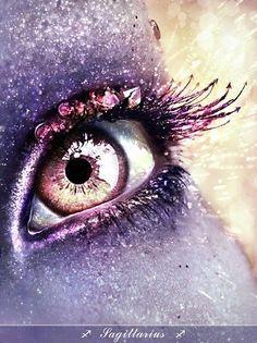 Zodiac Makeup- Sagittarius