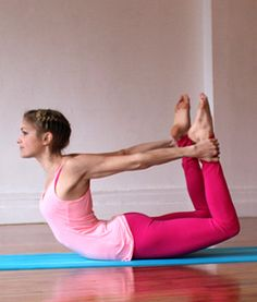 Yoga Poses to Detox, Cleanse, and Improve Digestion via shape.com