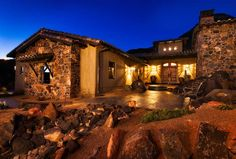 My next home... I wish! Ha!