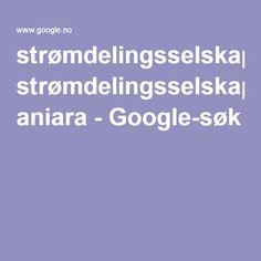 strømdelingsselskapet aniara - Google-søk