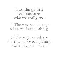 nothing vs everything