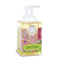 Tutti Frutti Foaming Hand Soap
