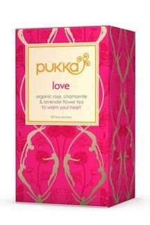 Pukka Love Tea ...yummy favourite tea!