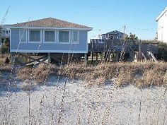 """You can't get much closer to the Ocean then this private home located at 1569 East Ashley, Folly Beach SC. """"Making Waves"""" is the perfect choice for anyone looking for breathtaking sunrises, dolphin viewing off the ..."""