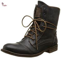 Mustang 1157 503 259, Bottes Classiques femme, Gris (259 Graphit), 39 EU - Chaussures mustang (*Partner-Link)