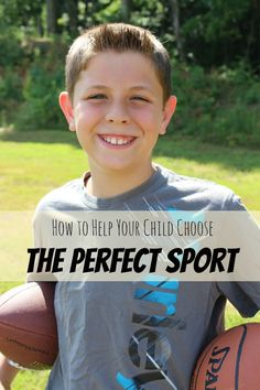 Not sure what sport is right for your child?  Our eBay guide will give you all the tips you need to find out! #ebaystars #ad