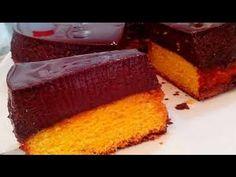 Como Fazer : Bolo de Cenoura com Pudim de Chocolate Ingredientes: 1 xícara de óleo 2 cenouras grandes 2 xícaras de açúcar 3 ovos 3 xícaras de farinha de trig...
