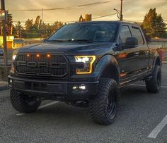 2015 Ford F-150 with Raptor grill