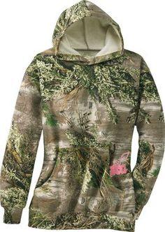 Cabela's: Realtree Girl® Camo Hoodie Sweatshirt