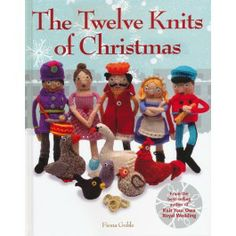 The Twelve Knits of Christmas £9.99