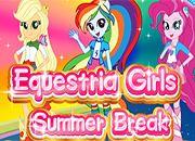Equestria Girls Summer Break