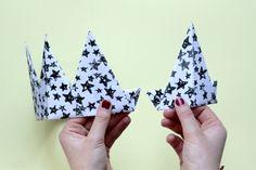 couronne des Rois origami