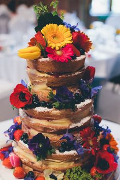 Wedding cake? Lovely cake!