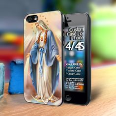 The Virgin Mary Iphone 4 case