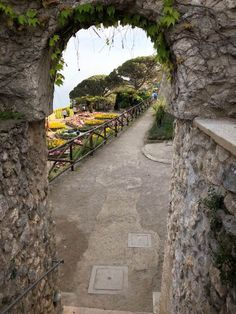 Amalfi coast, Italy Amalfi Coast Italy, Sidewalk, Side Walkway, Walkway, Walkways, Pavement