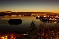 Tampere, Lake Pyhäjärvi