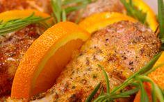 Mézes-narancsos csirkecomb recept Receptneked konyhájából - Receptneked.hu
