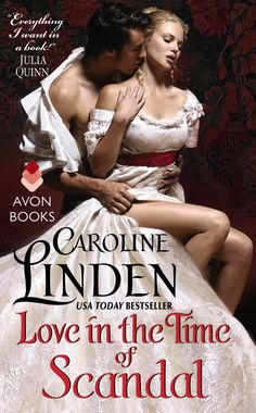 Love in the Time of Scandal Book Cover