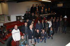 Oranje vereniging uit Geesteren (Gld) heeft vrijdagavond 25 november een gezellige rondleiding gehad.
