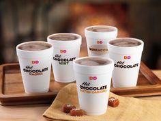 Delicias para los días más fríos en Dunkin Donuts | http://www.hispanaglobal.com/delicias-para-los-dias-mas-frios-en-dunkin-donuts/