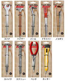 工具ペン・ツールペン・ドライバーペン