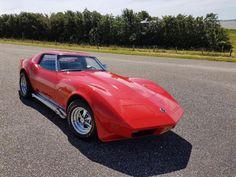Chevrolet Corvette C3 5.7 L L82 Stingray 1974