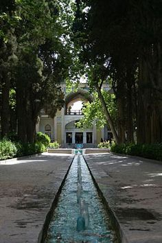 Historical Iranian sites and people: Fin Garden