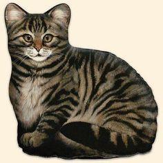 FIDDLERS ELBOW BLACK CAT DOORSTOP DECORATIVE DOOR STOP FE70