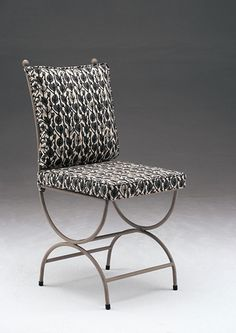 We offer a wide range of wrought iron chairs in a variety of classic and contemporary designs that will meet all your indoor and outdoor requirements. Iron Furniture, Steel Furniture, Drum Side Table, Wrought Iron Chairs, Adjustable Bar Stools, High Back Chairs, Bar Chairs, Upholstered Chairs, Contemporary Design