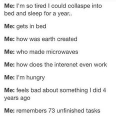 Hahahahahah this it's all so true.. Sometimes I cook late at night and get super giggly when I'm tired..