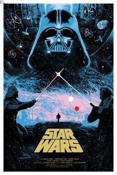 Star Wars by Kilian Eng