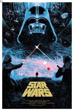 Star Wars by Kilian Eng