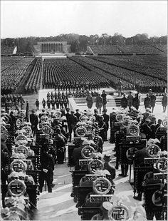 Reich Party Rally for Freedom, Nuremberg (September 1, 1935)