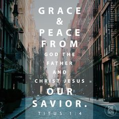 grace, mercy and peace.  She Reads Truth is an amazing Bible study. Daily Scripture, Scripture Art, Bible Verses, Jesus Our Savior, Jesus Christ, Forever He Is Glorified, Words Of Wisdom Love, Complicated Grief, Mighty To Save